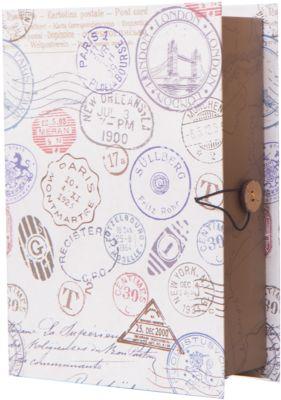 Коробка подарочная ШТАМП S, 20х14х6, Феникс-Презент