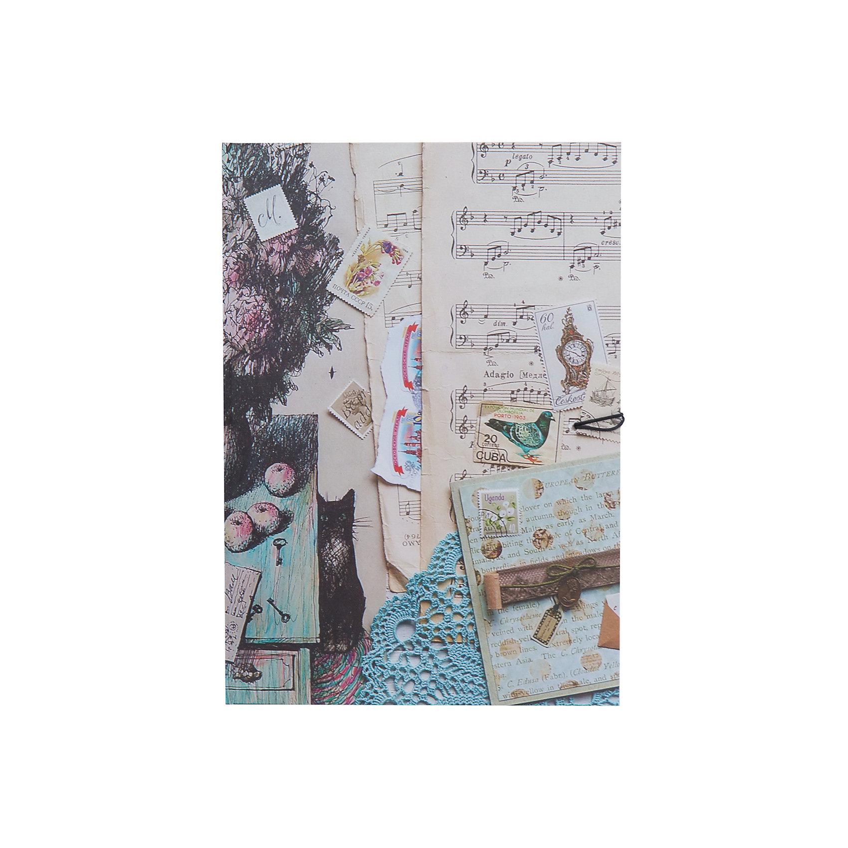Феникс-Презент Коробка подарочная МИЛЫЕ ВЕЩИЦЫ M, 20х14х6, Феникс-Презент феникс презент