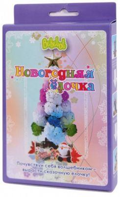 - Игровой набор Новогодняя ёлочка (разноцветная)