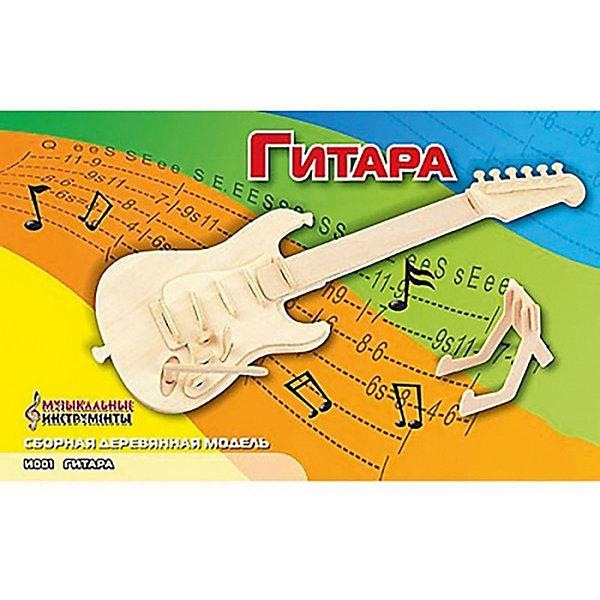 Гитара (серия И), Мир деревянных игрушек