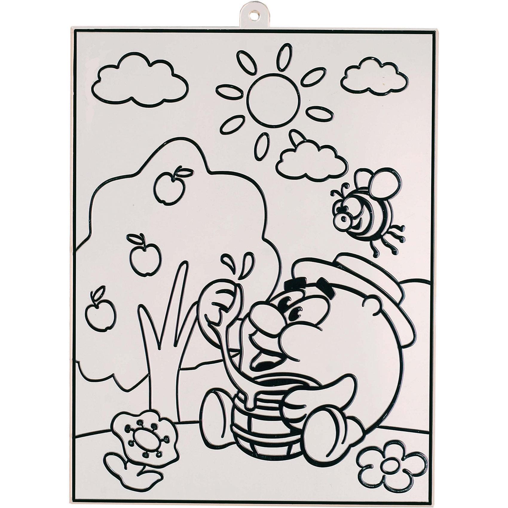 Витражная картинка, СмешарикиВитражная картинка, Смешарики, Centrum (Центрум)<br><br>Характеристики:<br><br>• витражная картина своими руками<br>• любимый персонаж из смешариков<br>• подойдет для украшения комнаты<br>• размер: 13,5х0,2х22 см<br><br>Если ваш ребенок любит мультфильм Смешарики, то набор для создания витражной картины обязательно порадует его! В набор входит основа, которую ребенку предстоит раскрасить. Стоит лишь проявить свою фантазию - и картинка заиграет яркими красками, отображая талант художника. Творчество отлично развивает внимательность, усидчивость и художественные способности.<br><br>Витражную картинку, Смешарики, Centrum (Центрум) вы можете купить в нашем интернет-магазине.<br><br>Ширина мм: 2<br>Глубина мм: 135<br>Высота мм: 220<br>Вес г: 57<br>Возраст от месяцев: 36<br>Возраст до месяцев: 120<br>Пол: Унисекс<br>Возраст: Детский<br>SKU: 5175347