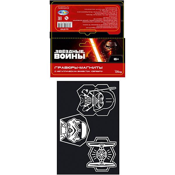 Гравюра-магниты Звездные войныГравюры для детей<br>Гравюра-магниты Звездные войны, Centrum (Центрум)<br><br>Характеристики:<br><br>• гравюра-магнит с тематикой Звездных войн<br>• всё необходимое в комплекте<br>• размер: 11,5х22х1 см<br>• вес: 100 грамм<br>• в комплекте: основа с нанесенным контуром, штихель<br><br>Изготовление гравюр - очень интересное занятие, которое поможет развить творческие способности, внимательность и усидчивость. С помощью набора из серии Звездные войны от Centrum ребенок сможет создать гравюры-магниты своими руками. Готовые работы приятно дополнят интерьер вашего дома!<br><br>Гравюру-магниты Звездные войны, Centrum (Центрум)вы можете купить в нашем интернет-магазине.<br><br>Ширина мм: 10<br>Глубина мм: 115<br>Высота мм: 220<br>Вес г: 100<br>Возраст от месяцев: 36<br>Возраст до месяцев: 120<br>Пол: Мужской<br>Возраст: Детский<br>SKU: 5175402