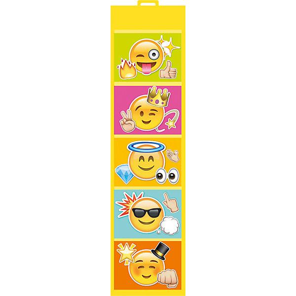 Органайзер подвесной Смайлы, высота 65 смЯщики для игрушек<br>Органайзер подвесной Смайлы, высота 65 см.<br><br>Характеристики:<br><br>- в набор входит: 1 органайзер<br>- состав: полиэстер <br>- размер упаковки: 30 * 5 * 21 см.<br>- вес: 210 гр.<br>- для детей в возрасте: от 3 до 12 лет<br>- Страна производитель: Китай<br><br>Яркий и позитивный органайзер от немецкого бренда Centrum (Центрум) специализирующегося  на товарах для детского творчества и развития. Пять цветных кармашков позволят разместить в них листы формата А4 с рисунками, проектами или домашними заданиями. Органайзер раскладывается до 65 см. в высоту и удобен в применении. Работа с органайзером поможет развить внимательность, аккуратность и прилежность в детях. <br><br>Органайзер подвесной Смайлы, высота 65 см. можно купить в нашем интернет-магазине.<br>Ширина мм: 50; Глубина мм: 210; Высота мм: 300; Вес г: 210; Возраст от месяцев: 36; Возраст до месяцев: 120; Пол: Унисекс; Возраст: Детский; SKU: 5175437;