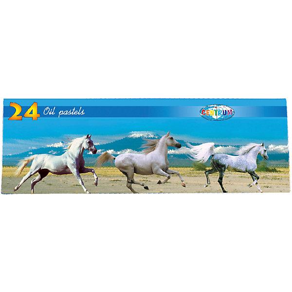 Мелки пастельные, 24 цветаПастель Уголь<br>Мелки пастельные, 24 цвета<br><br>Характеристики:<br><br>- в набор входит: 24 мелка<br>- состав: пастельные мелки на масляной основе<br>- размер упаковки: 7,5 * 1,2 * 23 см.<br>- длина мелка: 6 см. <br>- для детей в возрасте: от 5 до 12 лет<br>- страна производитель: Китай<br><br>Набор мелков пастели на масленой основе от немецкого бренда Centrum (Центрум) придет по вкусу как профессионалам, так и начинающим художникам. Рисунок мелками ложится ровно на бумагу и мягко растушевываются, цвета могут накладываться один на другой, образовывая новые сочетания. При нанесении мелки не осыпаются и надолго сохраняют яркость цветов. Набор включает целых двадцать четыре цвета, открывая просторы для творчества и вдохновляя на создание новых шедевров. Работая с пастельными мелками дети развивают творческие способности, аккуратность, моторику рук, усидчивость, восприятие цвета и логику смешивания цветов, выражают свой внутренний мир в рисунках. <br><br>Мелки пастельные, 24 цвета можно купить в нашем интернет-магазине.<br>Ширина мм: 12; Глубина мм: 230; Высота мм: 75; Вес г: 200; Возраст от месяцев: 36; Возраст до месяцев: 120; Пол: Унисекс; Возраст: Детский; SKU: 5175466;