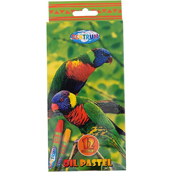 Мелки пастельные масляные, 12 цветовМасляные и восковые мелки<br>Мелки пастельные масляные, 12 цветов<br><br>Характеристики:<br><br>- в набор входит: 12 мелков<br>- состав: пастельные мелки на масляной основе<br>- размер упаковки: 10 * 2 * 19 см.<br>- длина мелка: 7,5 см.; диаметр: 1см.<br>- для детей в возрасте: от 5 до 12 лет<br>- страна производитель: Китай<br><br>Набор пастельных мелков на масленой основе от немецкого бренда Centrum (Центрум) придет по вкусу как профессионалам, так и начинающим художникам. Рисунок мелками ложится ровно на бумагу и мягко растушевываются, цвета могут накладываться один на другой, образовывая новые сочетания. При нанесении мелки не осыпаются и надолго сохраняют яркость цветов. Набор включает классические двенадцать цветов, открывая просторы для творчества и вдохновляя на создание новых шедевров. Работая с пастельными мелками дети развивают творческие способности, аккуратность, моторику рук, усидчивость, восприятие цвета и логику смешивания цветов, выражают свой внутренний мир в рисунках. <br><br>Мелки пастельные масляные, 12 цветов можно купить в нашем интернет-магазине.<br><br>Ширина мм: 20<br>Глубина мм: 190<br>Высота мм: 100<br>Вес г: 120<br>Возраст от месяцев: 36<br>Возраст до месяцев: 120<br>Пол: Унисекс<br>Возраст: Детский<br>SKU: 5175469