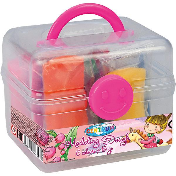 Тесто для лепки Девочка 6 цветов * 15 гТесто для лепки<br>Тесто для лепки Девочка 6 цветов * 15 г<br><br>Характеристики:<br><br>- в набор входит: чемоданчик, 6 цветов теста по 15 гр.<br>- состав: пластик, тесто: вода, мука, масло. <br>- формат: 9 * 7,5 * 7 см.<br>- вес: 150 гр.<br>- для детей в возрасте: от 3 до 7 лет<br>- Страна производитель: Китай<br><br>Тесто для лепки в удобном чемоданчике Девочка придет по вкусу малышам и родителям. Компания Centrum (Центрум) специализируется на товарах для детского творчества и развития. Безопасный состав теста нетоксичен и безопасен для детей. Веселая девочка и яркие рисунки на чемоданчике понравятся девочкам. Яркие шесть цветов теста можно смешивать между собой и получать новые оттенки, что понравится юным творцам. После игры тесто можно хранить в практичном пластиковом чемоданчике из комплекта. Работа с тестом для лепки разрабатывает моторику рук, творческие способности, успокаивает, помогает развить аккуратность и внимание. <br><br>Тесто для лепки Девочка 6 цветов * 15 г можно купить в нашем интернет-магазине.<br>Ширина мм: 75; Глубина мм: 90; Высота мм: 70; Вес г: 150; Возраст от месяцев: 36; Возраст до месяцев: 120; Пол: Женский; Возраст: Детский; SKU: 5175487;