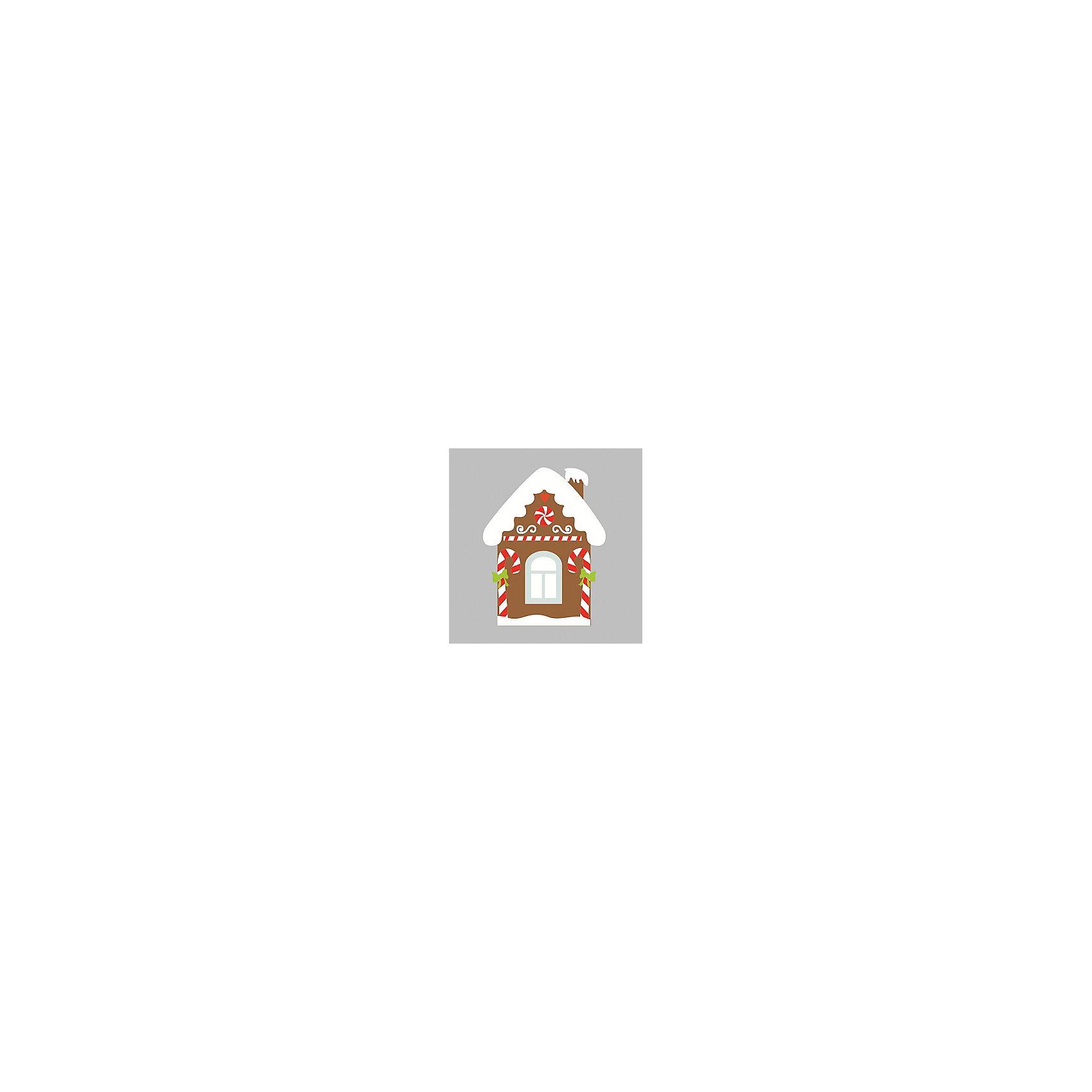 CENTRUM Набор для детского творчества Пряничный домик из фетра, высота 30 см набор для детского творчества набор веселая кондитерская 1 кг