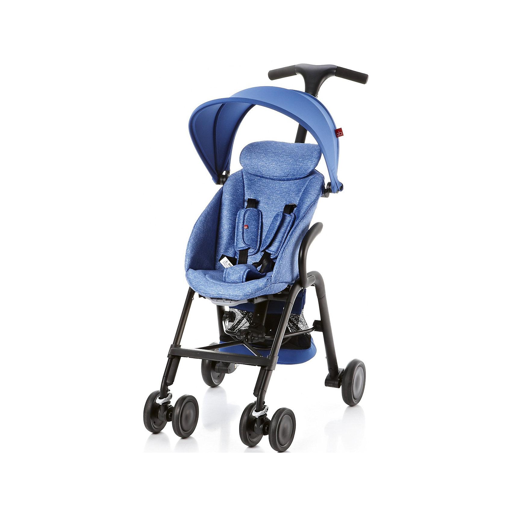 GB Коляска прогулочная T-BAR D330J, GB, синий коляска gb коляска прогулочная pockit dragonfire red