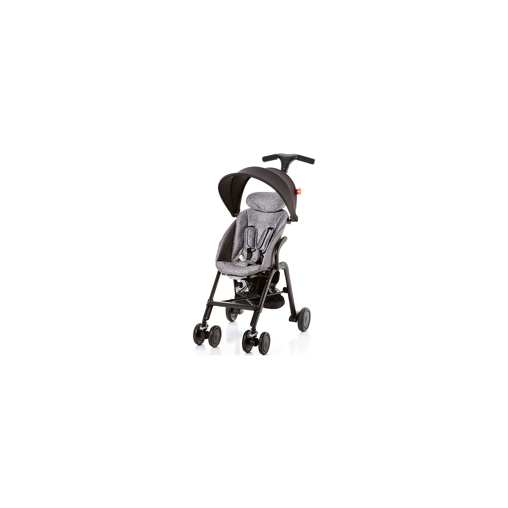 Прогулочная коляска GB T-BAR D330J, серыйПрогулочные коляски<br>Коляска прогулочная T-BAR D330J, GB, серый<br><br>Характеристики:<br><br>- в набор входит: коляска, козырек <br>- материал: алюминий, текстиль, пластик<br>- колеса: EVA-резина и полиуретан<br>- размер разложенной коляски: 53 * 91 * 105 см.<br>- размер в сложенном виде: 53 * 40 * 91 см.<br>- вес коляски: 7,6 кг.<br><br>Надежная коляска от известного международного европейского бренда товаров для детей GB (ДжиБи) сделает прогулку с малышом комфортным приключением. Стильный дизайн и качественное исполнение позволят коляске прослужить много лет. Т-образная ручка обеспечивает наибольшую маневренность в городе и ее высота регулируется в три положения. Стильный козырек закрывает малыша от яркого солнца и удобно регулируется, давая возможность полностью закрыть малыша спереди. Спинка сидения регулируется в два положения, в которых малыш сможет немного отдохнуть, а мягкий регулирующийся подголовник добавит малышу комфорта. Прочные бесшумные двойные передние колеса поворачиваются (можно зафиксировать), задние колеса оснащены амортизацией, такое сочетание позволяет осуществить наибольшую проходимость и устойчивость коляски. Для удобства хранения и перемещения коляска легко складывается по принципу «книжка». Безопасность малыша обеспечивает пятиточечный ремень с мягкими накладками. Небольшая корзина коляски легка в доступе и позволит взять с собой самое необходимое на прогулку. С этой легкой и компактной коляской вы будете чувствовать себя уверенно как на прогулке, так и в магазине.<br><br>Коляску прогулочную T-BAR D330J, серый, GB (ДжиБи) можно купить в нашем интернет-магазине.<br><br>Ширина мм: 900<br>Глубина мм: 500<br>Высота мм: 300<br>Вес г: 9000<br>Возраст от месяцев: 6<br>Возраст до месяцев: 36<br>Пол: Унисекс<br>Возраст: Детский<br>SKU: 5176044