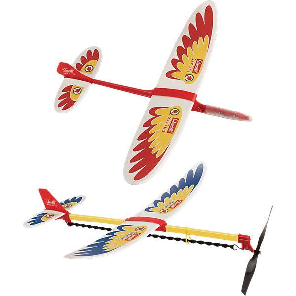 Набор Quercetti, Сириус и Самолёты и вертолёты<br>Характеристики товара:<br><br>• возраст: от 6 лет;<br>• в комплекте: 2 самолета;<br>• для использования на свежем воздухе;<br>• материал: металл, пластик;<br>• размер упаковки: 16х41х4 см;<br>• вес упаковки: 200 гр.<br><br>Набор Quercetti, Сириус и <br>Либелла замечаьтельный набор, который неприменно полюбится малышу.<br>Красочные сомолетики сделают активные игры более разнообразными. Все детали выполнены из высококачественного пластика.<br><br>Набор Quercetti, Сириус и <br>Либелла можно купить в нашем интернет-магазине.<br>Ширина мм: 440; Глубина мм: 162; Высота мм: 45; Вес г: 181; Возраст от месяцев: 72; Возраст до месяцев: 144; Пол: Унисекс; Возраст: Детский; SKU: 5177085;