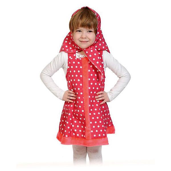 Костюм Машенька, рост 100-125, КарнавалоффКарнавальные костюмы для девочек<br>Характеристики товара:<br><br>• цвет: красный<br>• комплектация: платок, платье<br>• материал: текстиль<br>• для праздников и постановок<br>• упаковка: пакет<br>• возраст: от 3 лет<br>• страна бренда: Российская Федерация<br>• страна изготовитель: Российская Федерация<br><br>Новогодние праздники - отличная возможность перевоплотиться в кого угодно, надев маскарадный костюм. Этот набор позволит ребенку мгновенно превратиться в Машеньку!<br>Он состоит из двух предметов, которые подойдут дошкольникам и младшим школьникам - костюм рассчитан на рост от 100 см до 125 см. Изделия удобно сидят и позволяют ребенку наслаждаться праздником или принимать участие в постановке. Модель хорошо проработана, сшита из качественных и проверенных материалов, которые безопасны для детей.<br><br>Костюм Машенька, рост 100-125, от бренда Карнавалофф можно купить в нашем интернет-магазине.<br><br>Ширина мм: 280<br>Глубина мм: 190<br>Высота мм: 40<br>Вес г: 194<br>Возраст от месяцев: 60<br>Возраст до месяцев: 120<br>Пол: Женский<br>Возраст: Детский<br>SKU: 5177203