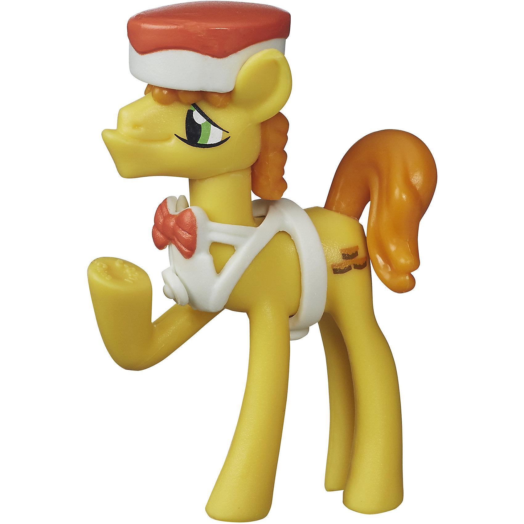 Коллекционная пони М-р Кэррот Кейк, My little PonyИгрушки<br>Коллекционная пони, My little Pony (Май литтл пони).<br><br>Характеристики:<br><br>• Материал: пластик.<br>• Размер фигурки: 5см.<br>• Цвет: желтый.<br><br>Коллекционная пони, My little Pony (Май литтл пони)сделана по мотивам популярного мультсериала My Little Pony. Это мистер Кэррот Кейк — хозяин роскошной кондитерской, которая называется «Сахарный дворец». Игрушка выполнена с большим вниманием к деталям, отличается красивой расцветкой и существенным сходством со своим анимационным прототипом. Ваша девочка будет рада получить в подарок такую игрушку.<br><br>Коллекционную пони, My little Pony (Май литтл пони), можно купить в нашем интернет – магазине.<br><br>Ширина мм: 119<br>Глубина мм: 103<br>Высота мм: 30<br>Вес г: 23<br>Возраст от месяцев: 48<br>Возраст до месяцев: 72<br>Пол: Женский<br>Возраст: Детский<br>SKU: 5177795