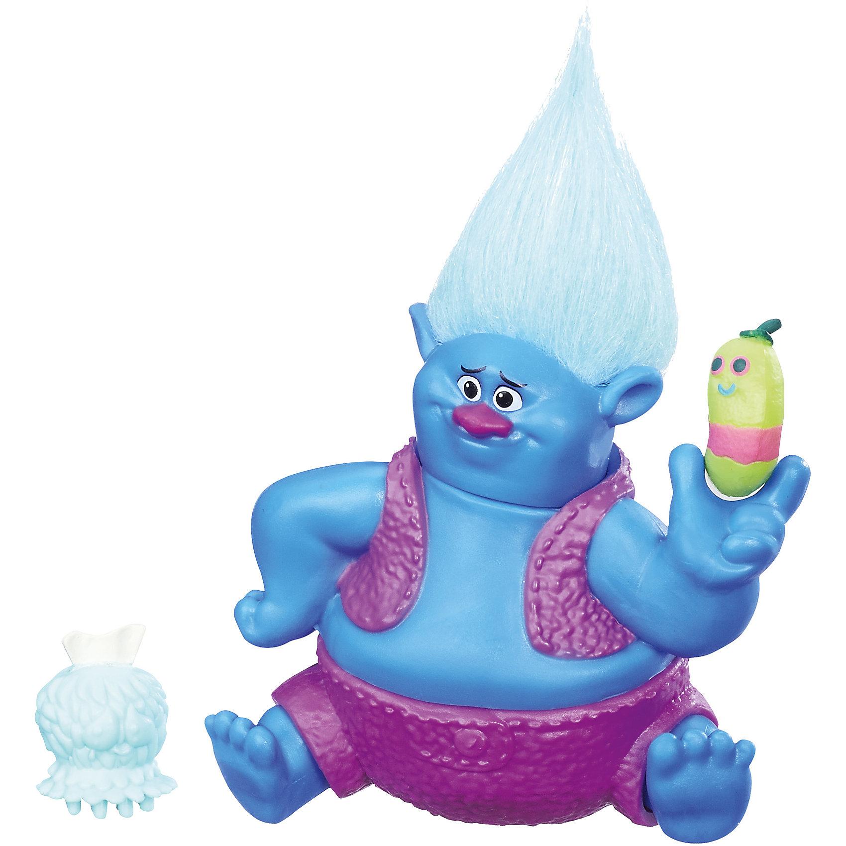 Коллекционная фигурка Бигги, ТроллиКоллекционная фигурка, Тролли, B8046/B6555<br><br>Характеристики:<br><br>• Размер: 10 см<br>• В комплекте: фигурка тролля, гребешок<br>• Цвет: синий<br>• Возраст: от 4 лет<br>• Материал: пластик<br><br>Герой нового фильма «Тролли» порадует каждого малыша. Фигурка сделана из качественных и крепких материалов, поэтому с игрушкой можно играть даже на улице. Волосы тролля можно причесывать с помощью гребешка, который идет в комплекте. Закреплять прическу можно с помощью заколки, которой украшены волосы тролля. <br><br>Коллекционная фигурка, Тролли, B8046/B6555 можно купить в нашем интернет-магазине.<br><br>Ширина мм: 150<br>Глубина мм: 114<br>Высота мм: 40<br>Вес г: 40<br>Возраст от месяцев: 48<br>Возраст до месяцев: 96<br>Пол: Унисекс<br>Возраст: Детский<br>SKU: 5177805