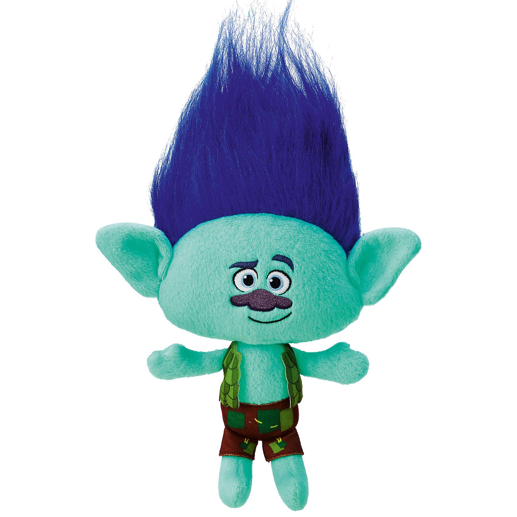 Мягкая игрушка Цветан, ТроллиЛюбимые герои<br>Тролли из плюша - Цветан.<br><br>Характеристики:<br><br>• Комплект: фигурка тролля.<br>• Материал: плюш.<br>• Размер игрушки – 28 см.<br><br>Тролли из плюша от торговой марки Hasbro созданы по мотивам известного мультипликационного фильма  Trolls.  Милые крошечные существа живут в чудесном мире танцев, песен и обнимашек. У них очаровательные мордашки с круглыми глазками и разноцветные яркие волосы. Тролль из плюша Цветан очень милый . Мягкая кукла с забавными длинными ярко-синими волосами, которые зачесаны кверху, станет отличным подарком для вашего ребенка. Он сможет самостоятельно расчесать их, а также сделать всевозможные прически. Игрушка выполнена из качественных материалов - текстиля и плюша. Собери всю коллекцию троллей!<br><br>Тролля из плюша – Цветан, можно купить в нашем интернет - магазине.<br><br>Ширина мм: 70<br>Глубина мм: 165<br>Высота мм: 356<br>Вес г: 268<br>Возраст от месяцев: 48<br>Возраст до месяцев: 96<br>Пол: Унисекс<br>Возраст: Детский<br>SKU: 5177813