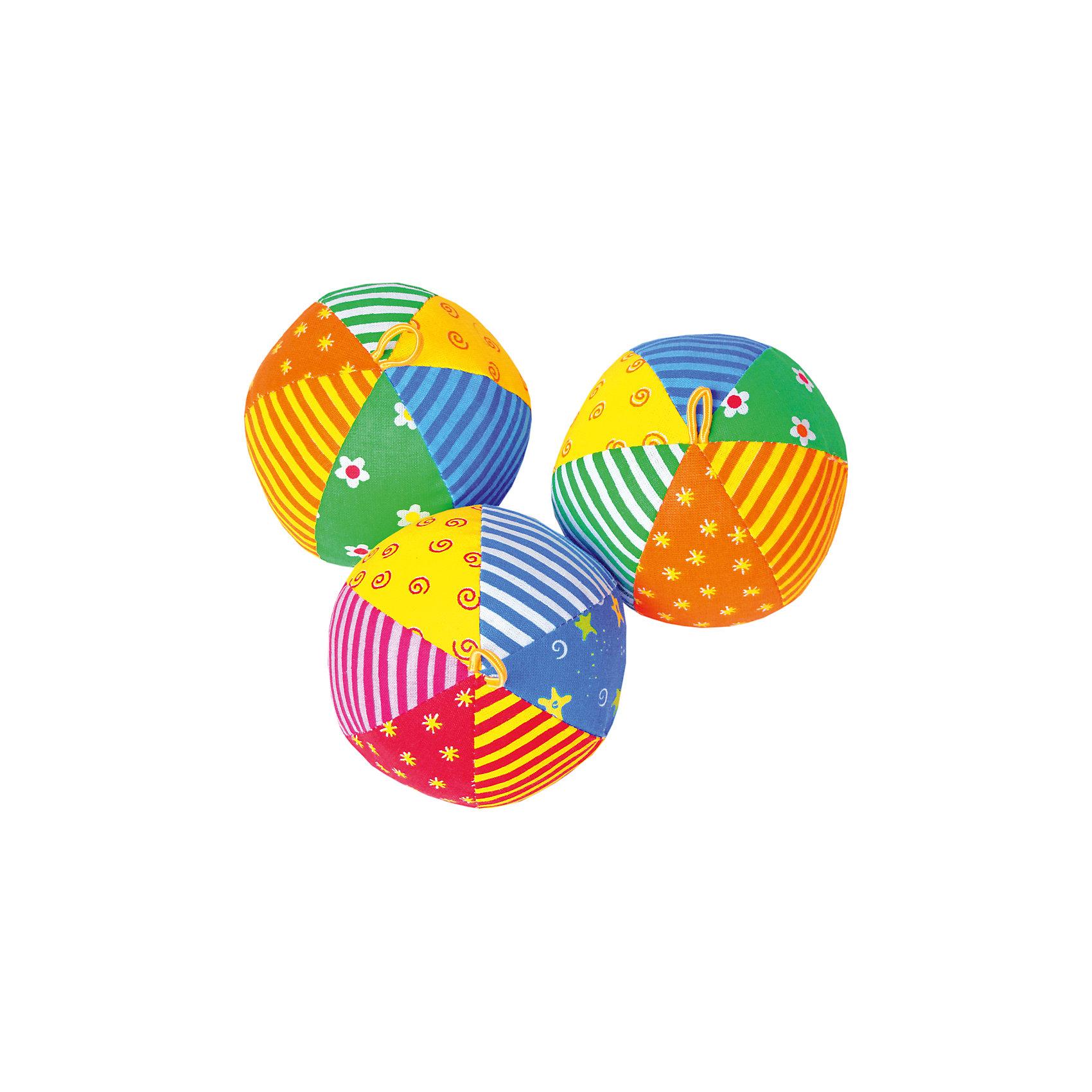 Мяч с погремушкой Радуга, МякишиХарактеристики товара:<br><br>• цвет: разноцветный<br>• материал: хлопок, холлофайбер<br>• комплектация: 1 шт<br>• размер игрушки: 9 см<br>• размер упаковки: 16 x 24 x 9 см<br>• развивающая игрушка<br>• упаковка: пакет<br>• звуковой элемент внутри<br>• страна бренда: РФ<br>• страна изготовитель: РФ<br><br>Малыши активно познают мир и тянутся к новой информации. Чтобы сделать процесс изучения окружающего пространства интереснее, ребенку можно подарить развивающие игрушки. В процессе игры информация усваивается намного лучше!<br>Такие мячики помогут занять малыша, играть ими приятно и весело. Одновременно они позволят познакомиться с разными цветами и фактурами. Такие игрушки развивают тактильные ощущения, моторику, цветовосприятие, логику, воображение, учат фокусировать внимание. Каждое изделие абсолютно безопасно – оно создано из качественной ткани с мягким наполнителем. Игрушки производятся из качественных и проверенных материалов, которые безопасны для детей.<br><br>Мяч с погремушкой Радуга от бренда Мякиши можно купить в нашем интернет-магазине.<br><br>Ширина мм: 90<br>Глубина мм: 90<br>Высота мм: 90<br>Вес г: 80<br>Возраст от месяцев: 12<br>Возраст до месяцев: 36<br>Пол: Унисекс<br>Возраст: Детский<br>SKU: 5183159
