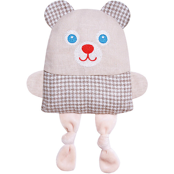 Игрушка Доктор Мякиш Крошка Мишка, МякишиФигурки из мультфильмов<br>Характеристики товара:<br><br>• материал: лён, вишнёвые косточки, вышивка, холлофайбер, хлопок<br>• комплектация: 1 шт<br>• размер игрушки: 16х28х2,5 см<br>• размер упаковки: 16х22х2,5 см<br>• развивающая игрушка<br>• упаковка: пакет<br>• страна бренда: РФ<br>• страна изготовитель: РФ<br><br><br>Малыши активно познают мир и тянутся к новой информации. Чтобы сделать процесс изучения окружающего пространства интереснее, ребенку можно подарить развивающие игрушки. В процессе игры информация усваивается намного лучше!<br>Такие термоигрушки содержат внутри мешочек с вишневыми косточками, которые можно нагреть или остудить, после чего вложить в игрушку. Также изделия помогут занять малыша, играть с ними приятно и весело. Одновременно игрушка позволит познакомиться с разными цветами и фактурами. Такие игрушки развивают тактильные ощущения, моторику, цветовосприятие, логику, воображение, учат фокусировать внимание. Каждое изделие абсолютно безопасно – оно создано из качественной ткани с мягким наполнителем. Игрушки производятся из качественных и проверенных материалов, которые безопасны для детей.<br><br>Термоигрушку Доктор Мякиш Крошка Мишка от бренда Мякиши можно купить в нашем интернет-магазине.<br>Ширина мм: 160; Глубина мм: 250; Высота мм: 220; Вес г: 140; Возраст от месяцев: 12; Возраст до месяцев: 36; Пол: Унисекс; Возраст: Детский; SKU: 5183178;