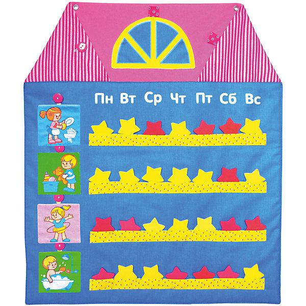 Развивающая интерактивная игра «Я сам», МякишиИнтерактивные игрушки для малышей<br>Характеристики товара:<br><br>• материал: хлопок, поролон, трикотаж, синтепон<br>• комплектация: домик, петля для подвешивания, 3 кубика, мягкая медаль, пальчиковая куколка<br>• размер игрушки: 32х41х7 см<br>• интерактивный<br>• развивающая игрушка<br>• упаковка: индивидуальная ПВХ сумочка<br>• страна бренда: РФ<br>• страна изготовитель: РФ<br><br>Малыши активно познают мир и тянутся к новой информации. Чтобы сделать процесс изучения окружающего пространства интереснее, ребенку можно подарить развивающие игрушки. В процессе игры информация усваивается намного лучше!<br>Такой домик поможет занять малыша, играть с ним приятно и весело. Одновременно он позволит нуачить малыша порядку, сформировать положительную самооценку, потренировать механизмы социального взаимодействия, а также познакомиться со многими цветами и фактурами. Такие игрушки развивают тактильные ощущения, моторику, цветовосприятие, логику, воображение, учат фокусировать внимание. Каждое изделие абсолютно безопасно – оно создано из качественной ткани с мягким наполнителем. Игрушки производятся из качественных и проверенных материалов, которые безопасны для детей.<br><br>Развивающая интерактивная игра «Я сам» от бренда Мякиши можно купить в нашем интернет-магазине.<br><br>Ширина мм: 350<br>Глубина мм: 30<br>Высота мм: 480<br>Вес г: 50<br>Возраст от месяцев: 12<br>Возраст до месяцев: 36<br>Пол: Унисекс<br>Возраст: Детский<br>SKU: 5183190