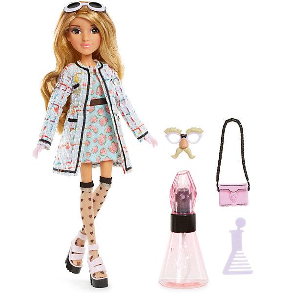 Кукла делюкс Адрианна, Project Mс2Бренды кукол<br>Кукла делюкс Адрианна, Project Mс2 (Проджект МСи2).<br><br>Характеристики:<br><br>• Размер куклы - 30 см.<br>• Вес: 0,2 кг.<br>• В комплекте: кукла, расческа, очки-маска, сумочка и колбочка для создания парфюма.<br>• Материал: пластик, текстиль.<br>• Подвижные суставы: колени, бедра, запястья, локти, плечи, шея.<br><br>Кукла Адрианна – это героиня популярного сериала «Project MС2»,девизом которого является «Быть умной – модно!». Адрианна одета в изящное платьице в цветочек и стильное пальто, а также чулки и босоножки на массивной платформе. Дополнить яркий образ длинноногой красавицы можно, надев на нее солнечные очки, выполненные в оригинальном стиле. Длинные реснички, очень «живые» глазки и выразительные черты лица – придают кукле реалистичный вид. Роскошные, вьющиеся белокурые  волосы ваша девочка сможет расчесывать и укладывать в затейливые прически. Такая куколка станет желанным подарком для вашей девочки!<br><br>Куклу делюкс Адрианна, Project Mс2 (Проджект МСи2), можно купить в нашем интернет – магазине.<br>Ширина мм: 260; Глубина мм: 330; Высота мм: 70; Вес г: 515; Возраст от месяцев: 72; Возраст до месяцев: 2147483647; Пол: Женский; Возраст: Детский; SKU: 5185764;
