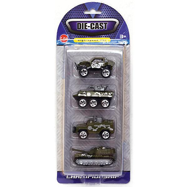 Игровой набор Военные, BoleyВоенный транспорт<br>Игровой набор Военные, Boley (Болей).<br><br>Характеристики:<br><br>• В комплекте: БТР, танк и 2 военные машины.<br>• Размер упаковки: 10 х 3,8 х 17,5 см.<br>• Цвет: хаки.<br>• Материал: пластик.<br><br>Игровой набор Военные от производителя Boley – станет отличным дополнением в мальчишеских играх «в войнушку». С таким набором юный полководец одолеет любого врага.  Вся военная техника тщательно детализирована. Все предметы выполнены из высококачественных, экологически чистых материалов, совершенно безопасных для ребенка. Порадуйте  своего мальчика, подарив ему такой набор!<br><br>Игровой набор Военные Boley (Болей), можно купить в нашем интернет- магазине.<br>Ширина мм: 130; Глубина мм: 30; Высота мм: 40; Вес г: 192; Возраст от месяцев: 36; Возраст до месяцев: 2147483647; Пол: Мужской; Возраст: Детский; SKU: 5185775;