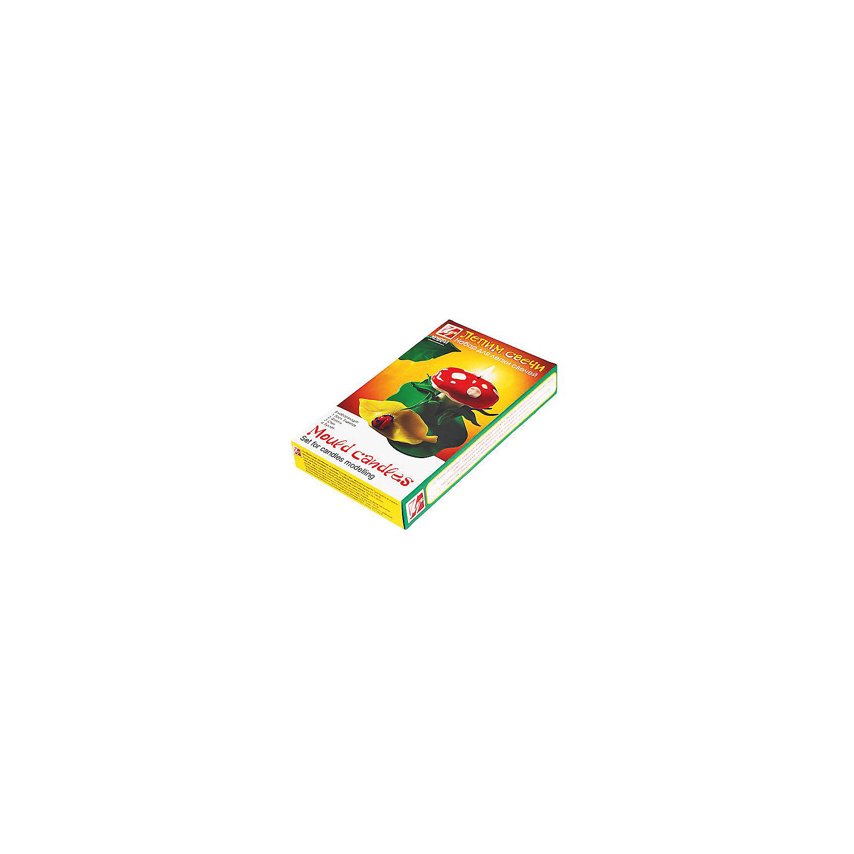 Набор для творчества Лепим свечи КлассикаХарактеристики:<br><br>• Предназначение: для занятий лепкой<br>• Пол: универсальный<br>• Коллекция: Классика<br>• Тема: гриб<br>• Комплектация: парафин, фитиль, инструкция, стек<br>• Материал: парафин, текстиль, пластик, картон<br>• Размеры упаковки (Д*Ш*В): 11*3*18,5 см<br>• Вес упаковки: 300 г <br>• Упаковка: картонная коробка<br><br>Набор для творчества Лепим свечи Классика от отечественной компании Луч, специализирующейся на выпуске канцелярских товаров и товаров для занятий творчеством. Набор состоит из материалов и приспособлений, необходимых для создания свечки Грибочек. Все материалы, использованные в комплекте безопасны и нетоксичны, они не вызывают аллергических реакций. Уникальность набора заключается в том, что парафин для создания свечи выполнен в форме пластин и для придания ему нужной формы не требуется его подвергать термической обработке, что делает набор безопасным даже для детей младшего дошкольного возраста. Набор для изготовления свечей может стать прекрасным вариантов в качестве подарка к праздникам не только для детей, но и для взрослых, которые увлекаются занятиями творчеством. С помощью набора можно создать оригинальные подарки для родных и близких. Занятия творчеством развивают мелкую моторику рук, способствуют формированию художественно-эстетического вкуса и дарят хорошее настроение не только ребенку, но и окружающим!<br><br>Набор для творчества Лепим свечи Классика можно купить в нашем интернет-магазине.<br><br>Ширина мм: 111<br>Глубина мм: 31<br>Высота мм: 187<br>Вес г: 554<br>Возраст от месяцев: 36<br>Возраст до месяцев: 180<br>Пол: Унисекс<br>Возраст: Детский<br>SKU: 5188807