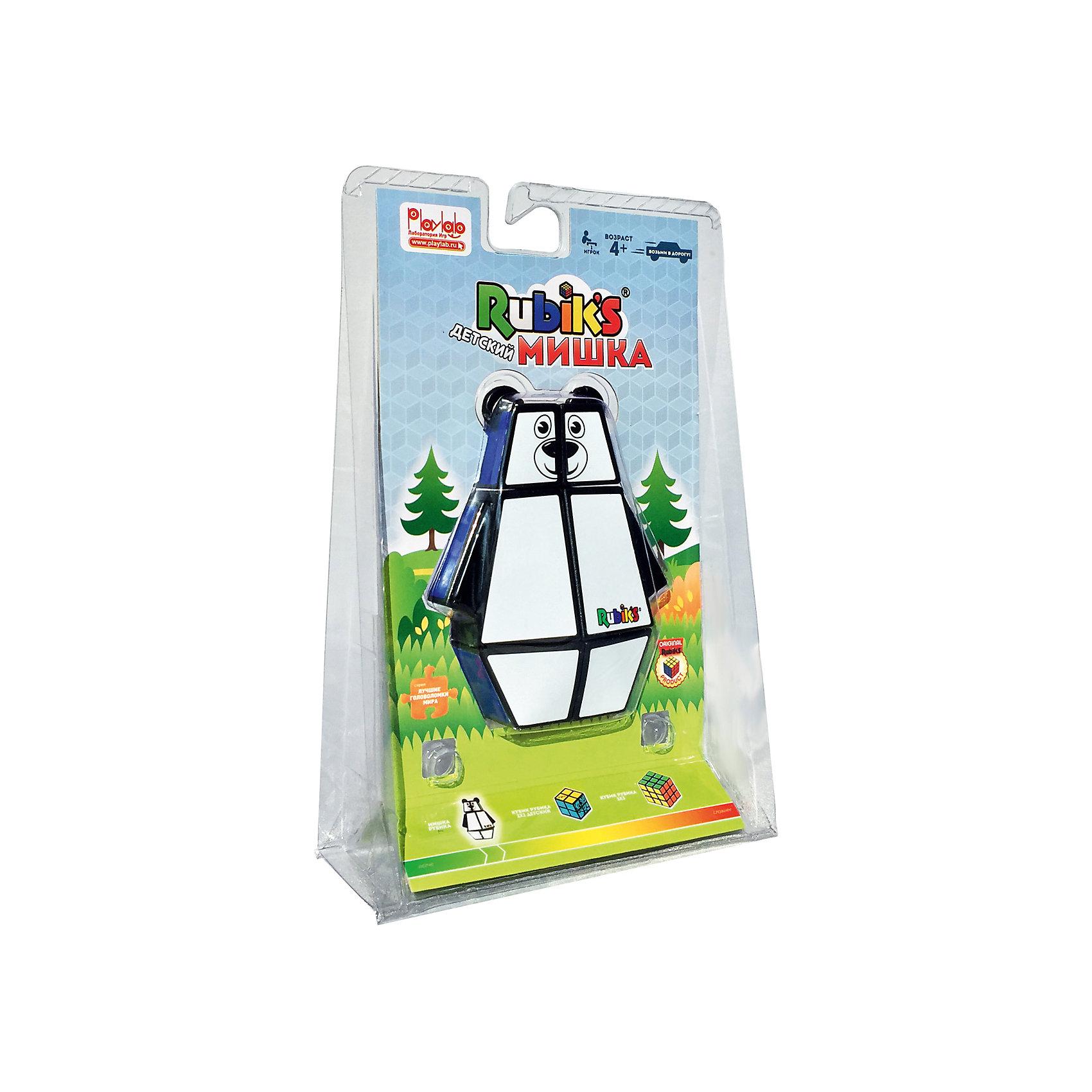 Мишка Рубика 3х2х1, Rubik's от myToys