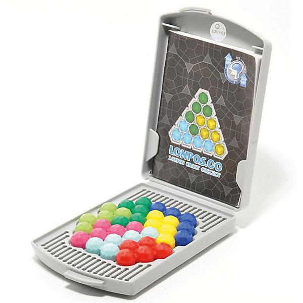 Головоломка Crazy Collect, LonposГоловоломки - игры<br>Головоломка Crazy Collect, Lonpos<br><br>Характеристики:<br><br>- в набор входит: чемоданчик-поле, 7 фигур, задания<br>- материал: пластик, картон<br>- размер упаковки: 9 * 2,5 * 13,5 см. <br>- вес: 150 гр.<br><br>Время двухмерных головоломок Лонпос давно прошло! Теперь красивые цветные шарики с гранями можно укладывать и в пирамиды! Два удобных поля предлагают 87 заданий в двухмерной плоскости и целых 115 в трехмерной. Книжечка формирует задания начиная от более простых и увеличивает сложность постепенно. В конце игры все фигуры можно убрать в практичный чемоданчик, который и является полем. Задача игры выложить начальные фигуры в соответствии с их расположением на картинках в задании и не изменяя их положение дополнить оставшимися фигурами. Имея под рукой несколько Лонпосов можно устраивать веселые соревнования на время. Яркая и интересная игрушка поможет развить логическое мышление, внимание, моторику и терпение. Лонпос упакован в фирменную стильную коробку.<br><br>Головоломка Crazy Collect, Lonpos (Лонпос) можно купить в нашем интернет-магазине.<br>Ширина мм: 25; Глубина мм: 135; Высота мм: 90; Вес г: 150; Возраст от месяцев: 72; Возраст до месяцев: 2147483647; Пол: Унисекс; Возраст: Детский; SKU: 5191414;