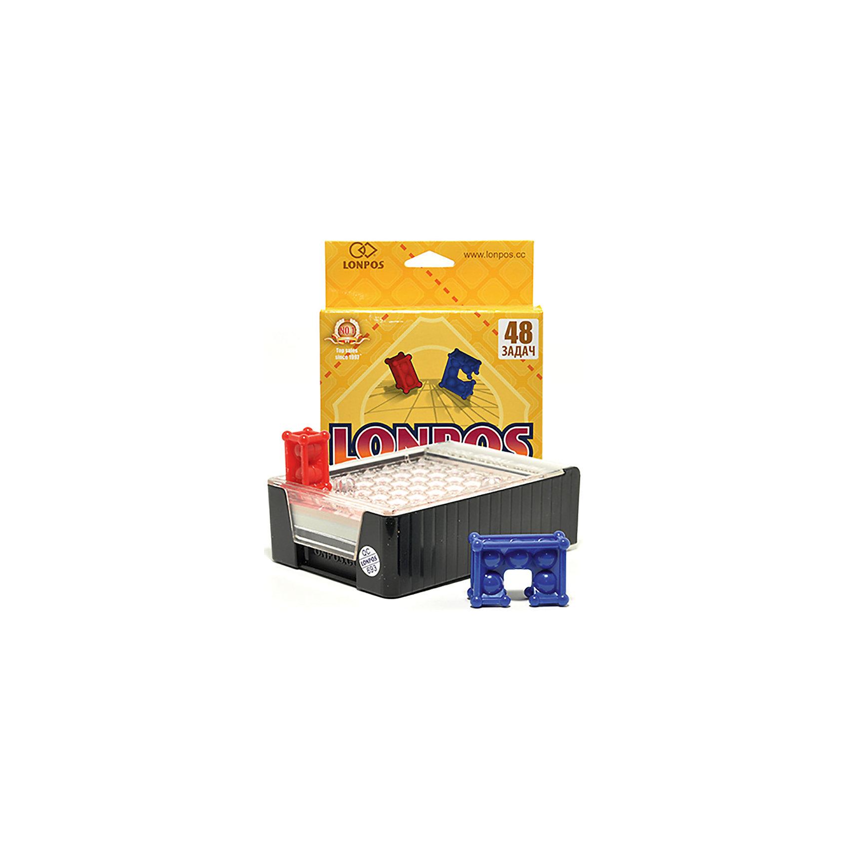 Головоломка Coco Cross 48 задач, LonposКлассические головоломки<br>Головоломка Coco Cross 48 задач, Lonpos<br><br>Характеристики:<br><br>- в набор входит: поле, 2 фигурки, задания<br>- материал: пластик, металл, картон<br>- размер упаковки: 11,5 * 4 * 15,5 см. <br>- вес: 200 гр.<br><br>Головоломка Coco Cross (Коко Кросс) от знаменитого бренда развивающих головоломок для детей Lonpos (Лонпос) добавит новизны в коллекцию игрушек и головоломок ребенка. Задача головоломки дойти от старта к финишу в заданное количество ходов по игровому полю красной (более легкий уровень) или синей (продвинутый уровень) фигуркой перекатывая ее по полю и обходя препятствия. В набор входит 48 карточек – это и есть поля, которые усложняются с каждой игрой. В поле встроены утяжелители для большей реалистичности препятствий. Имея под рукой несколько головоломок можно устраивать веселые соревнования на время. Яркая и интересная игрушка поможет развить логическое мышление, внимание, моторику и терпение. Головоломка упакована в фирменную стильную коробку.<br><br>Головоломку Coco Cross 48 задач, Lonpos (Лонпос) можно купить в нашем интернет-магазине.<br><br>Ширина мм: 34<br>Глубина мм: 154<br>Высота мм: 115<br>Вес г: 182<br>Возраст от месяцев: 72<br>Возраст до месяцев: 2147483647<br>Пол: Унисекс<br>Возраст: Детский<br>SKU: 5191415