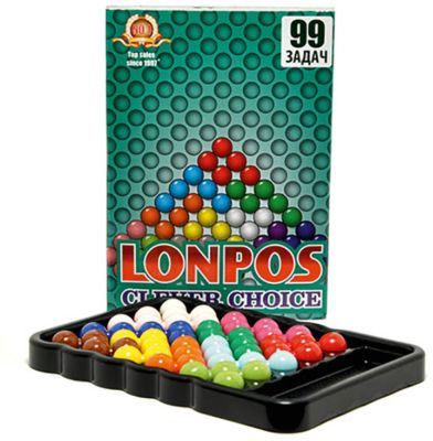Головоломка Clever Choise 99 задач, Lonpos