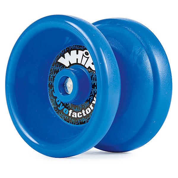 Йо-йо WH!P, YoYoFactoryАнтистресс игрушки для рук<br>Йо-йо WH!P, YoYoFactory<br><br>Характеристики:<br><br>- в набор входит: йо-йо, веревка, инструкция<br>- материал: пластик, металл,текстиль<br>- форма: бабочка<br>- ширина: 41 мм. <br>- диаметр: 54,24 мм.<br>- гэп: 4,37 мм.<br>- подшипник: С, SPEC<br>- тормозная система: CBC medium Pad<br>- вес: 56,64 гр.<br><br>Йо-йо WH!P из серии Modern Path (Современный путь) от американской компании занимающейся производством профессиональных йо-йо YoYoFactory (ЙоЙоФэктори) позволит освоить и отточить технику трюков. Коллекция, созданная специально для игроков среднего уровня, оттачивающих свои навыки. В комплект к этой пластиковой модели не входят утяжелители, поэтому йо-йо достаточно легкое и позволяет выполнять трюки 5А (фрихенд) с облегченным весом. Йо-йо подходит только для трюков новой школы и не возвращается в руку сразу, так как расстояние между частями увеличено. Йо-йо возвращают в руку с помощью специального движения. Это йо-йо предназначено для исполнения любых трюков вплоть до профессионального уровня. Модель хорошо подойдет как продвинутым, так и профессиональным игрокам. Яркое йо-йо упаковано в фирменную стильную коробку.<br><br>Йо-йо WH!P, YoYoFactory (ЙоЙоФэктори) можно купить в нашем интернет-магазине.<br>Ширина мм: 45; Глубина мм: 135; Высота мм: 60; Вес г: 90; Возраст от месяцев: 84; Возраст до месяцев: 192; Пол: Унисекс; Возраст: Детский; SKU: 5191419;