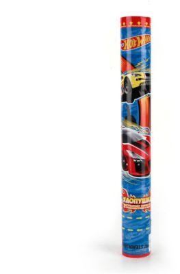 Веселый праздник Пневмохлопушка Hot wheels , 40 см