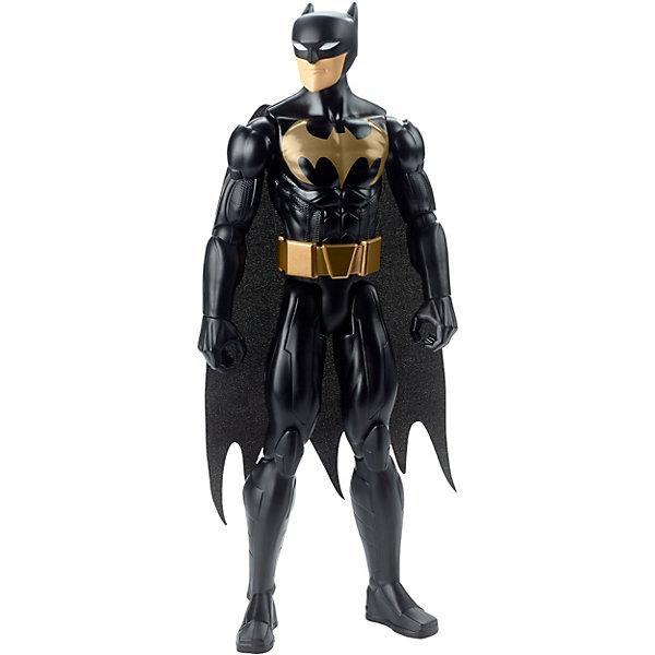 Базовая фигурка Stealth Shot, БэтменФигурки из мультфильмов<br>Характеристики товара:<br><br>• комплектация: 1 фигурка<br>• материал: пластик<br>• серия: Лига Справедливости<br>• ноги гнутся<br>• высота фигурки: 30 см<br>• возраст: от трех лет<br>• упаковка: коробка<br>• размер упаковки: 31х11х5 см<br>• вес: 0,3 кг<br>• страна бренда: США<br><br>Отличный подарок для любителей супергероев! Такая фигурка позволит придумать множество игр со своими любимыми персонажами. Она отлично детализирована. Высота - 30 сантиметров, поэтому и выглядит супергерой внушительно.<br><br>Игры с подобными фигурками - это не только весело, они помогают детям развить воображение, творческое и пространственное мышление, мелкую моторику . Игрушки от бренда Mattel отличаются стабильно высоким качеством и уже давно радуют детей по всему миру! <br><br>Базовую фигурку Stealth Shot, Бэтмен от компании Mattel можно купить в нашем интернет-магазине.<br><br>Ширина мм: 310<br>Глубина мм: 106<br>Высота мм: 58<br>Вес г: 239<br>Возраст от месяцев: 36<br>Возраст до месяцев: 96<br>Пол: Мужской<br>Возраст: Детский<br>SKU: 5197038