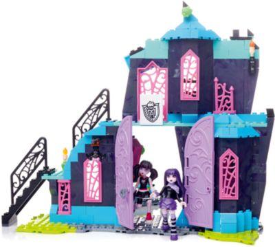 Monster High: Игровой Набор Кабинеты Школы Монстров , Mega Bloks