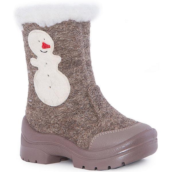 Валенки Снеговик Филипок