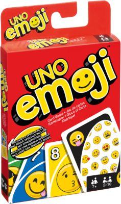 Игра УНО Эмоции, Mattel Games