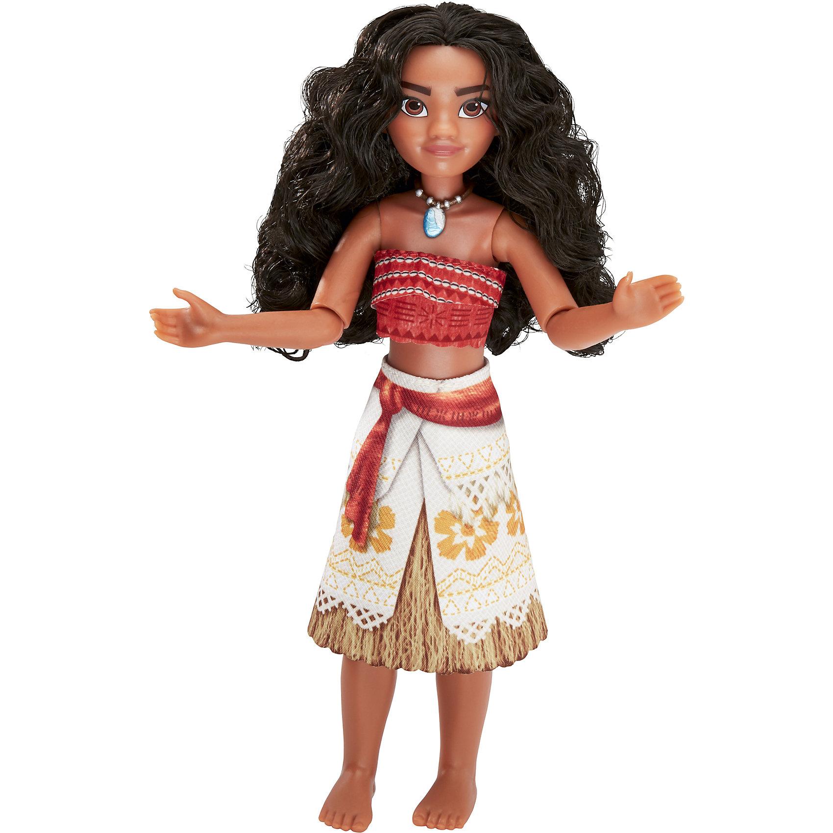 Hasbro Классическая кукла Моана hasbro модная кукла принцесса в юбке с проявляющимся принтом принцессы дисней b5295 b5299