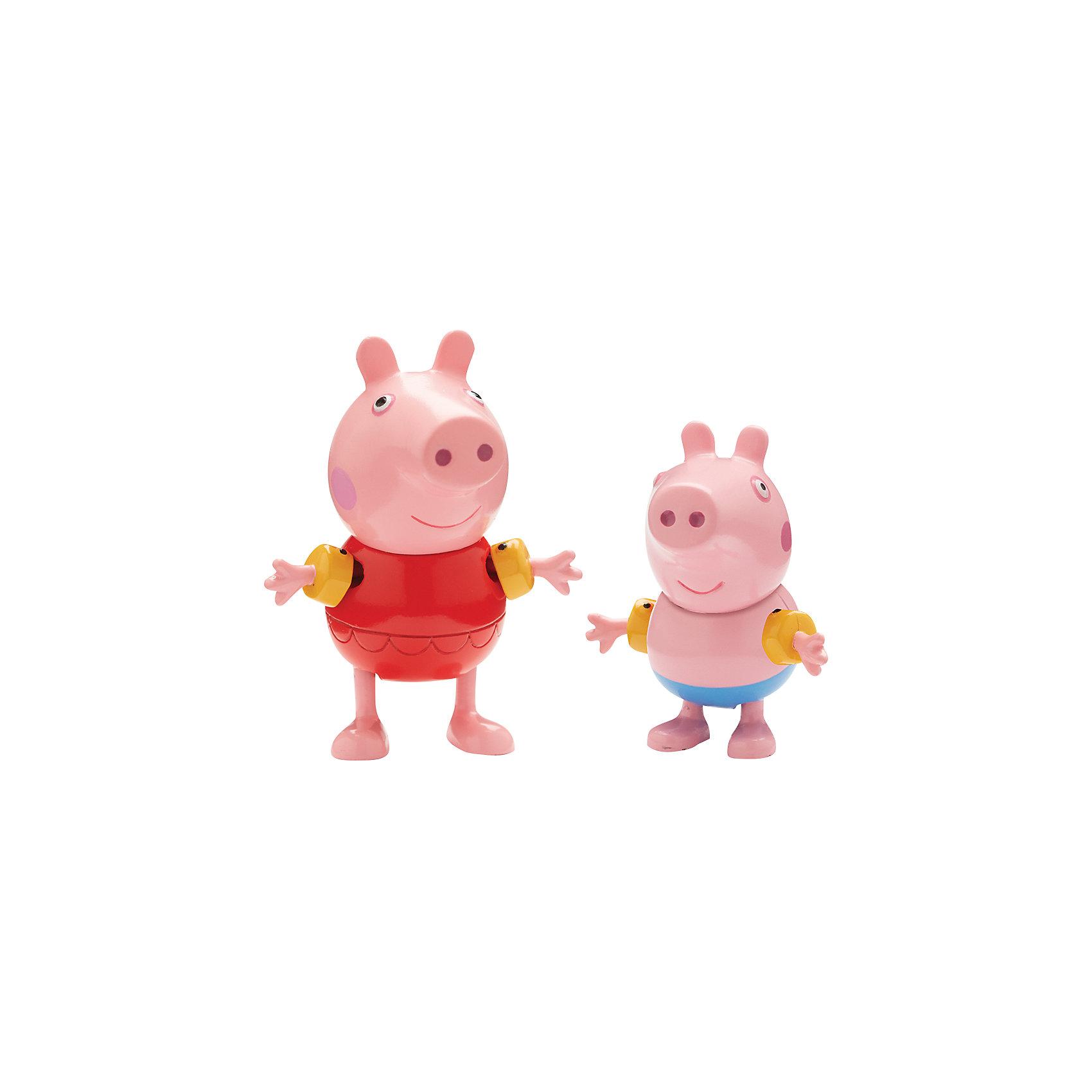 Росмэн Игровой набор Пеппа на каникулах, Peppa Pig peppa pig игровой набор дом пеппы с садом 31611