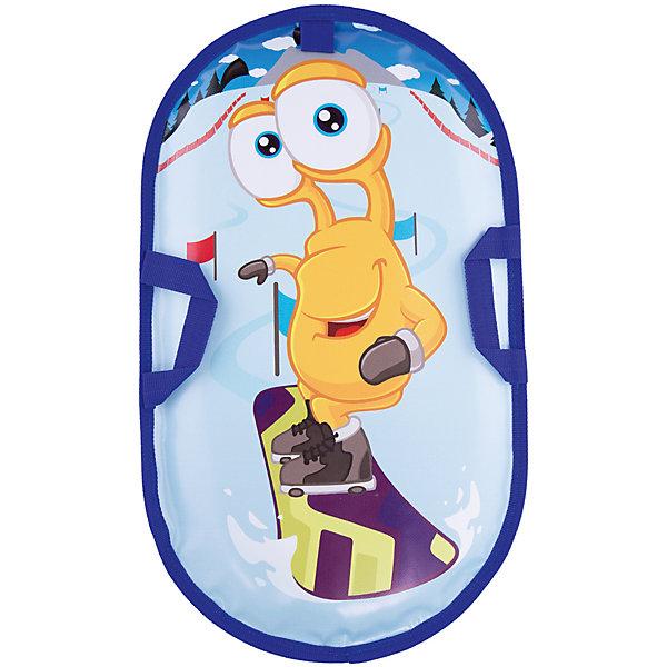 Санки-ледянки № 62 Сноубордист, овальные, 60*35смЛедянки<br>Характеристики товара:<br><br>• размер: 60х35 см<br>• материал: полимер<br>• с принтом<br>• для детей<br>• есть ручки<br><br>Яркие санки-ледянки для катания с горок - отличный подарок для ребенка! Эти ледянки дополнены удобными ручками, с помощью которых можно крепко держаться! Они качественно выполнены, отлично скользят по снегу и помогут принести массу удовольствия от катания на горках!<br>Активный зимний отдых помогает ребенку закалиться, развивать физические показатели , нарабатывать новые навыки и способности - ловкость, быструю реакцию, моторику. Изделие производится из качественных сертифицированных материалов, безопасных даже для самых маленьких.<br><br>Санки-ледянки № 62 Сноубордист, овальные, 60*35см, можно купить в нашем интернет-магазине.<br><br>Ширина мм: 600<br>Глубина мм: 350<br>Высота мм: 25<br>Вес г: 310<br>Возраст от месяцев: 48<br>Возраст до месяцев: 2147483647<br>Пол: Унисекс<br>Возраст: Детский<br>SKU: 5214872