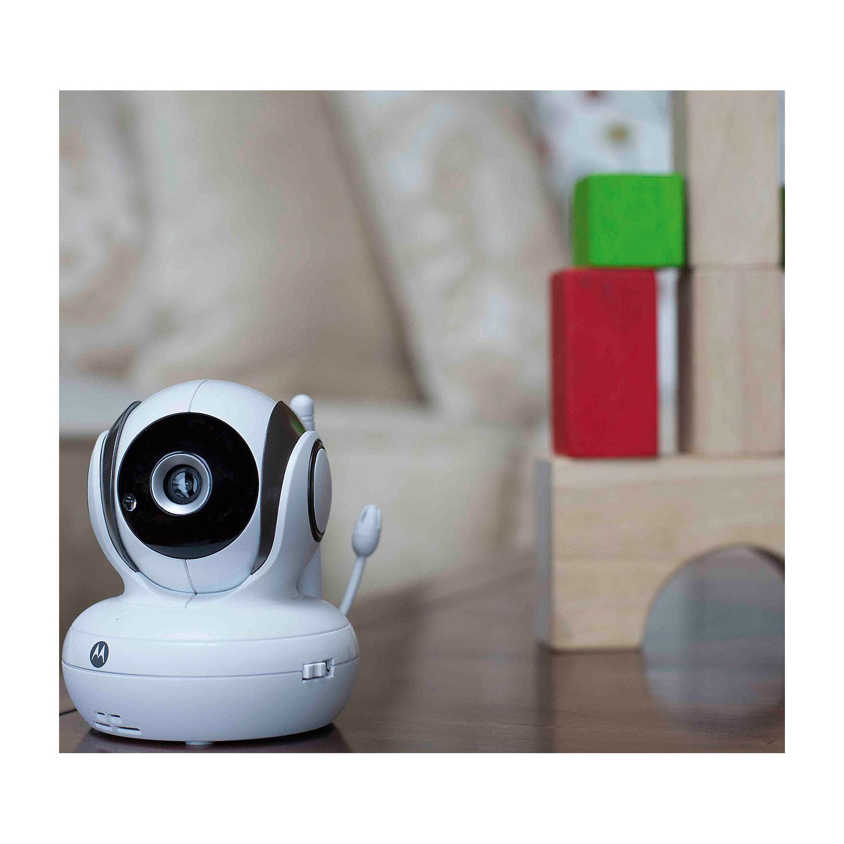 Комплект: видеоняня MBP36S+доп.камера MBP36SBU, Motorola
