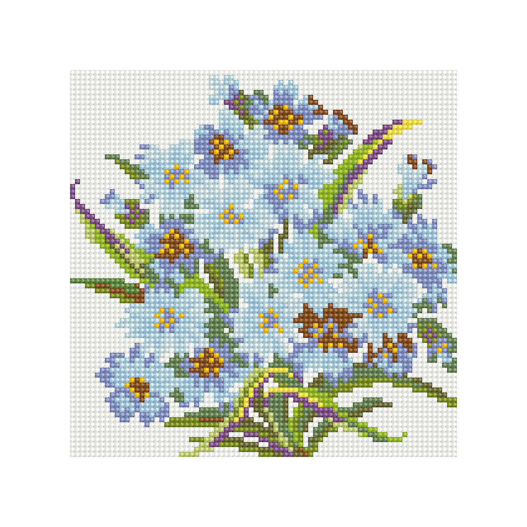 Алмазная мозаика по номерам Голубые цветы 20*20 см (на подрамнике)Характеристики товара:<br><br>• размер: 20x20 см<br>• размер упаковки: 22x22х3 см<br>• комплектация: холст на подрамнике 20х20 см, комплект искусственных камней, пинцет, пластмассовый лоток для камней, пластмассовый карандаш для камней, клей<br>• материал: акрил, текстиль, пластик<br>• не требует специальных навыков<br>• для творчества<br>• страна бренда: Российская Федерация<br>• страна производства: Китай<br><br>Алмазная мозаика в настоящий момент очень популярна, и это не удивительно! С помощью подобных наборов можно создавать красивые переливающиеся картины, при этом совсем не обязательно иметь опыт рукоделия. В набор для создания алмазной мозаики входит основа, на которую нужно наклеить небольшие камни - поля пронумерованы, поэтому найти для них правильное место не составит труда. В итоге получается картина, которой можно украсить помещение или подарить кому-то!<br>Набор станет отличным подарком для взрослых и детей. Подобные занятия помогают ребенку развивать важные навыки и способности, они активизирует мышление, формируют усидчивость, логику, абстрактное мышление и воображение. Изделие производится из качественных и проверенных материалов, которые безопасны для детей.<br><br>Алмазную мозаику по номерам Голубые цветы 20*20 см (на подрамнике) от бренда Tukzar можно купить в нашем интернет-магазине.<br><br>Ширина мм: 220<br>Глубина мм: 220<br>Высота мм: 30<br>Вес г: 900<br>Возраст от месяцев: 96<br>Возраст до месяцев: 2147483647<br>Пол: Женский<br>Возраст: Детский<br>SKU: 5217055