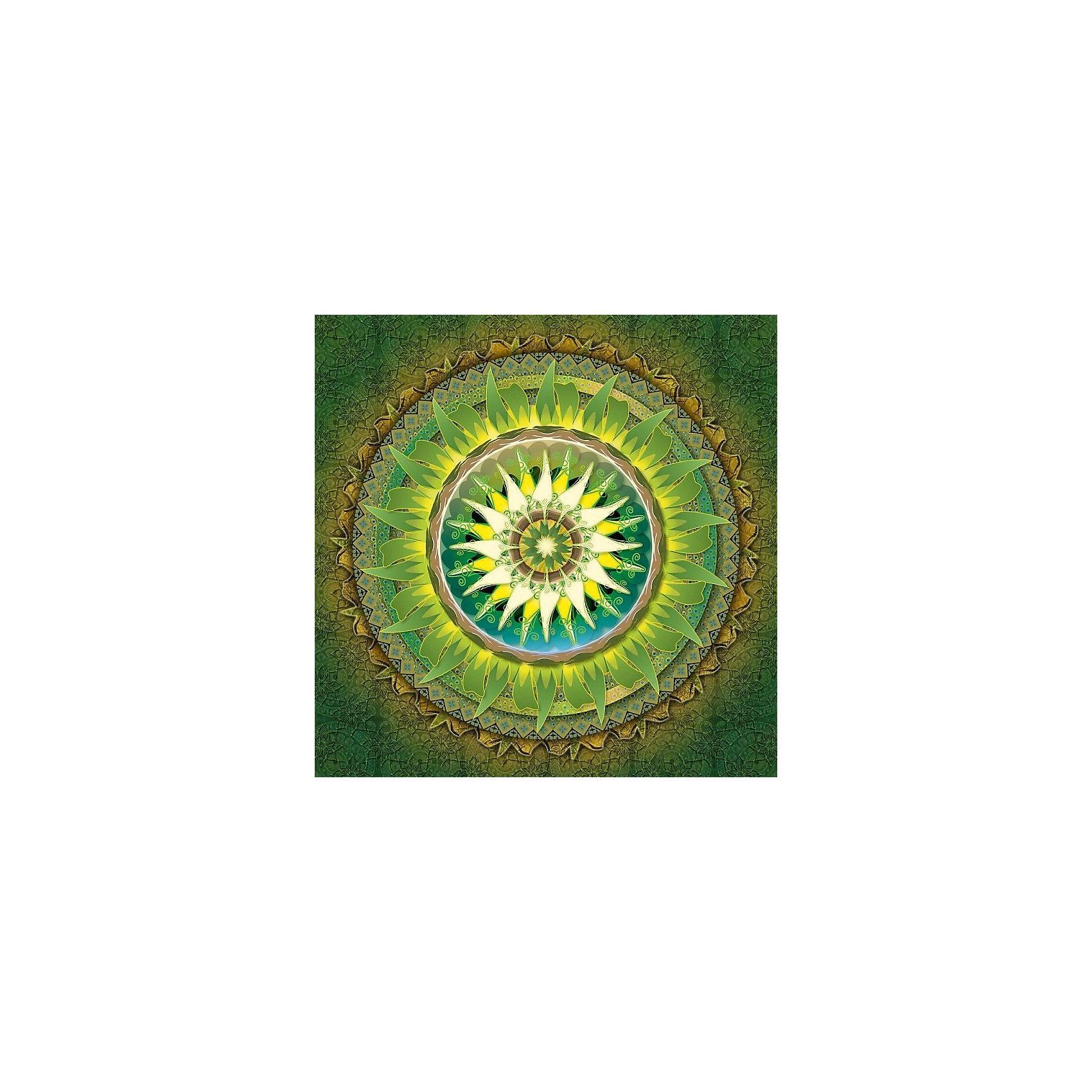 Алмазная мозаика по номерами Зеленая мандала 40*40 смХарактеристики товара:<br><br>• размер: 40x40 см<br>• размер упаковки: 42x42х5 см<br>• комплектация: холст, комплект искусственных камней, пинцет, пластмассовый лоток для камней, пластмассовый карандаш для камней, клей<br>• материал: акрил, текстиль, пластик<br>• не требует специальных навыков<br>• для творчества<br>• страна бренда: Российская Федерация<br>• страна производства: Китай<br><br>Алмазная мозаика в настоящий момент очень популярна, и это не удивительно! С помощью подобных наборов можно создавать красивые переливающиеся картины, при этом совсем не обязательно иметь опыт рукоделия. В набор для создания алмазной мозаики входит основа, на которую нужно наклеить небольшие камни - поля пронумерованы, поэтому найти для них правильное место не составит труда. В итоге получается картина, которой можно украсить помещение или подарить кому-то!<br>Набор станет отличным подарком для взрослых и детей. Подобные занятия помогают ребенку развивать важные навыки и способности, они активизирует мышление, формируют усидчивость, логику, абстрактное мышление и воображение. Изделие производится из качественных и проверенных материалов, которые безопасны для детей.<br><br>Алмазную мозаику по номерам Зеленая мандала 40*40 см от бренда Tukzar можно купить в нашем интернет-магазине.<br><br>Ширина мм: 420<br>Глубина мм: 420<br>Высота мм: 50<br>Вес г: 900<br>Возраст от месяцев: 96<br>Возраст до месяцев: 2147483647<br>Пол: Женский<br>Возраст: Детский<br>SKU: 5217103