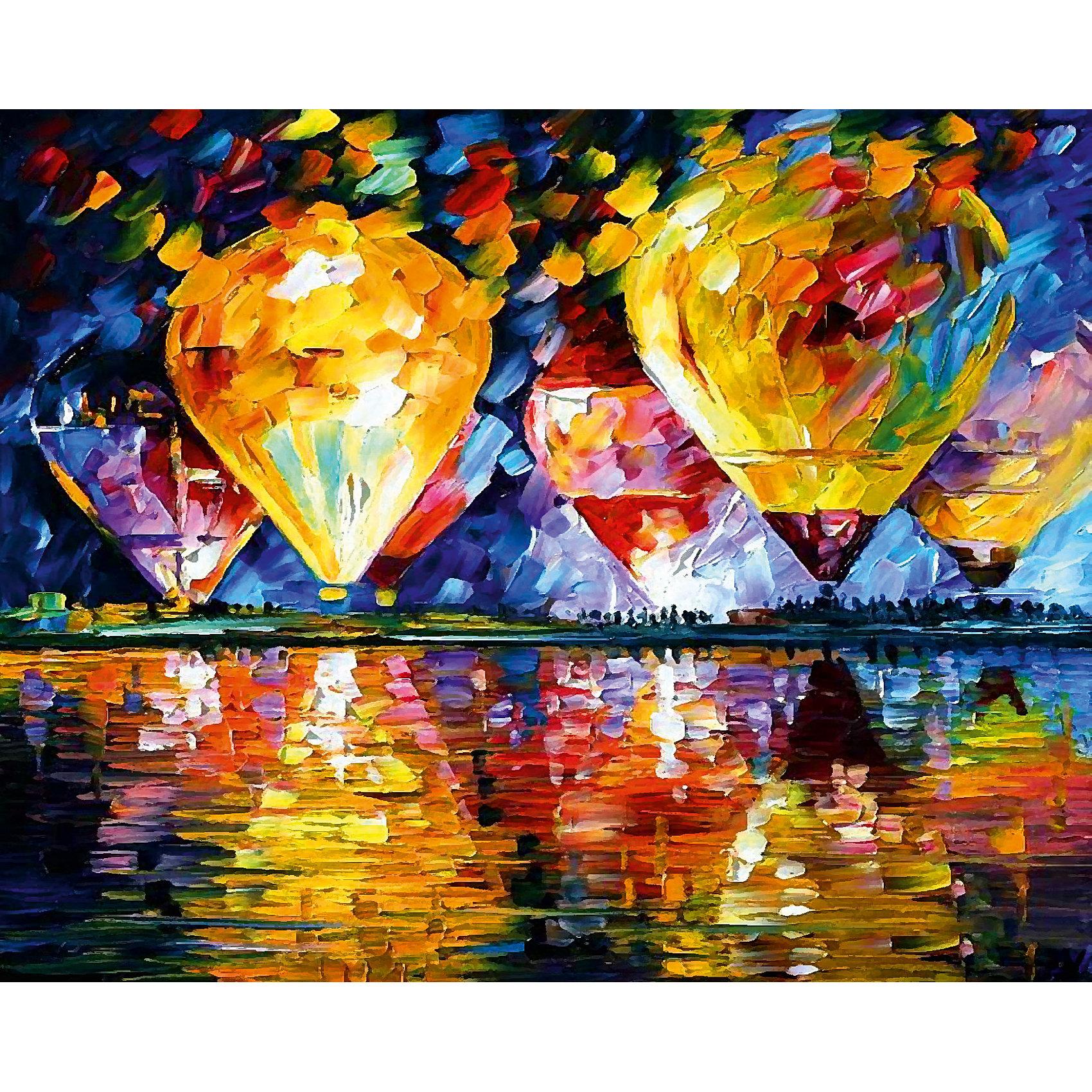 TUKZAR Алмазная мозаика по номерам Воздушные шары 40*50 см, с прозрачными стразами мозаика по номерам воздушные шары origami