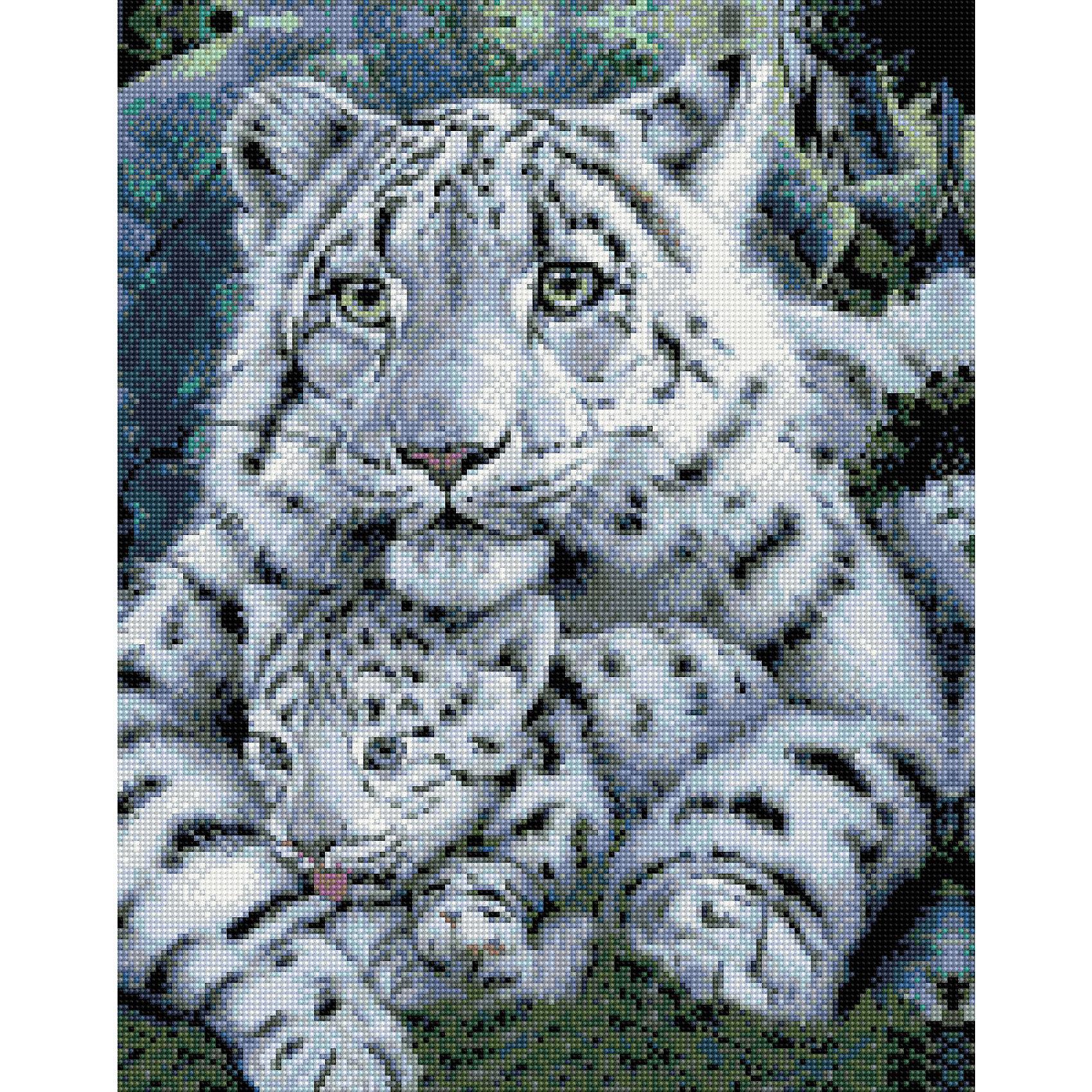 TUKZAR Алмазная мозаика Бенгальские тигры 40*50 см