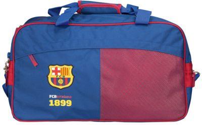 Сумка спортивная, Barcelona FC, артикул:5218399 - В дороге