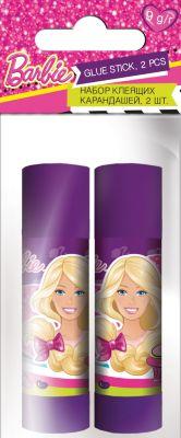 Академия групп Набор клей-карандашей (2 шт.), Barbie
