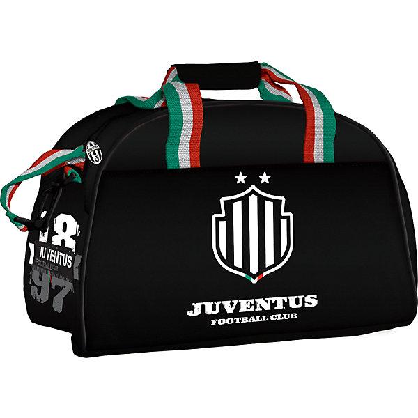 Сумка спортивная, JuventusСпортивные сумки<br>Сумка спортивная, Juventus (Ювентус).<br><br>Характеристики:<br><br>- Размеры: 26х40х22 см<br>- Вес: 561 г<br>- Цвет: черный.<br><br>Удобная, вместительная сумка для похода в спортивные секции. Такую сумку также  можно  использовать, как дорожную, что особенно удобно  в летний период времени, когда дети уезжают в санатории и лагеря. Такая сумка порадует каждого мальчика. Сумка спортивная из прочного, водонепроницаемого материала. Предусмотрены две текстильные ручки для переноски в руке и большой ремень для ношения сумки на плече. Закрывается сумка на замок – молнию. Сумка декорирована эмблемами и цветами спортивного клуба Juventus (Ювентус) .   <br><br>Сумку спортивную, Juventus (Ювентус), можно купить в нашем интернет – магазине.<br><br>Ширина мм: 260<br>Глубина мм: 400<br>Высота мм: 220<br>Вес г: 561<br>Возраст от месяцев: 168<br>Возраст до месяцев: 192<br>Пол: Мужской<br>Возраст: Детский<br>SKU: 5218429