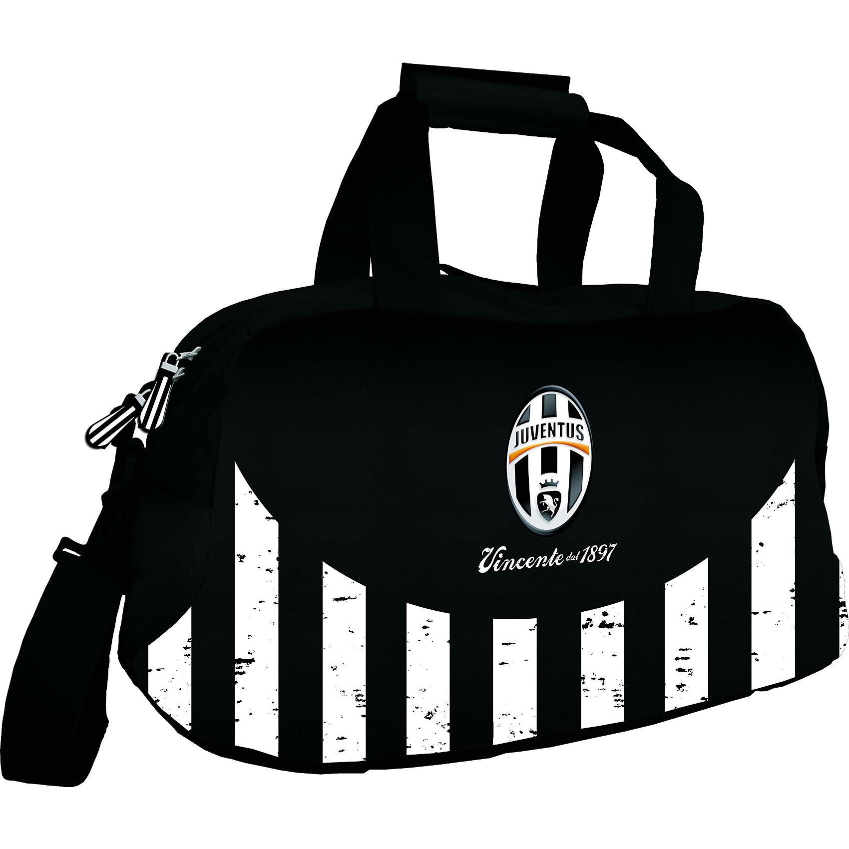 Сумка спортивная, JuventusСумка спортивная, Juventus (Ювентус).<br><br>Характеристики:<br><br>- Размеры: 26х50х15 см<br>- Вес: 484 г<br>- Цвет: черный.<br><br>Удобная, вместительная сумка для похода в спортивные секции. Такую сумку также  можно  использовать, как дорожную, что особенно удобно  в летний период времени, когда дети уезжают в санатории и лагеря. Такая сумка порадует каждого мальчика. Сумка спортивная из прочного, водонепроницаемого материала c боковым карманом и отделением для мобильного телефона. Закрывается сумка на замок – молнию. Сумка декорирована эмблемами и цветами спортивного клуба Juventus (Ювентус).<br><br>Сумку спортивную, Juventus (Ювентус), можно купить в нашем интернет – магазине.<br><br>Ширина мм: 500<br>Глубина мм: 260<br>Высота мм: 150<br>Вес г: 517<br>Возраст от месяцев: 168<br>Возраст до месяцев: 192<br>Пол: Мужской<br>Возраст: Детский<br>SKU: 5218431