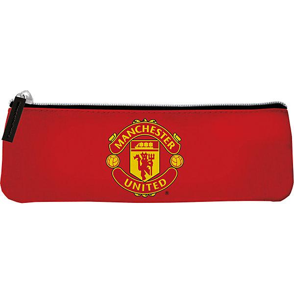 Пенал, Manchester United FCПеналы без наполнения<br>Пенал, Manchester United FC, Академия Групп<br><br>Характеристики:<br><br>• прочный и водонепроницаемый<br>• удобная застежка-молния<br>• декорирован символикой ФК Манчестер Юнайтед<br>• размер: 6х3х21 см<br>• вес: 28 грамм<br><br>Пенал от компании Kinderline отлично подойдет для школьных или других развивающихся занятий. Он изготовлен из водонепроницаемых материалов, отличающихся высокой износостойкостью. Пенал застегивается на молнию и имеет специальную вставку для поддерживания во время расстегивания. Яркий дизайн с логотипом футбольного клуба Манчестер Юнайтед понравится каждому любителю футбола!<br><br>Пенал, Manchester United FC, Академия Групп вы можете купить в нашем интернет-магазине.<br><br>Ширина мм: 210<br>Глубина мм: 3<br>Высота мм: 60<br>Вес г: 28<br>Возраст от месяцев: 156<br>Возраст до месяцев: 180<br>Пол: Мужской<br>Возраст: Детский<br>SKU: 5218452