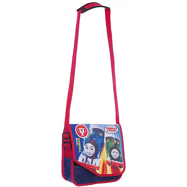 Сумка через плечо, Томас и друзьяДетские сумки<br>Характеристики Товара:<br><br>• размер: 22,5х24х9 см<br>• одно отделение<br>• материал: текстиль<br>• принт<br>• крышка - клапан<br>• регулиремый ремень<br><br>Переносить свои вещи приятнее всего в красивой сумке! Такое изделие поможет ребенку аккуратно складывать и всегда иметь под рукой нужные мелочи. Удобный формат, надежный ремень, яркие цвета, качественное исполнение!<br>Что особенно понравится детям - изделие украшено красивым принтом с героями мультфильма Томас и друзья. Отличный вариант маленького подарка для ребенка. Товар производится из качественных и проверенных материалов, которые безопасны для детей.<br><br>Сумку через плечо, Томас и друзья, можно купить в нашем интернет-магазине.<br><br>Ширина мм: 90<br>Глубина мм: 240<br>Высота мм: 225<br>Вес г: 350<br>Возраст от месяцев: 24<br>Возраст до месяцев: 84<br>Пол: Мужской<br>Возраст: Детский<br>SKU: 5218476