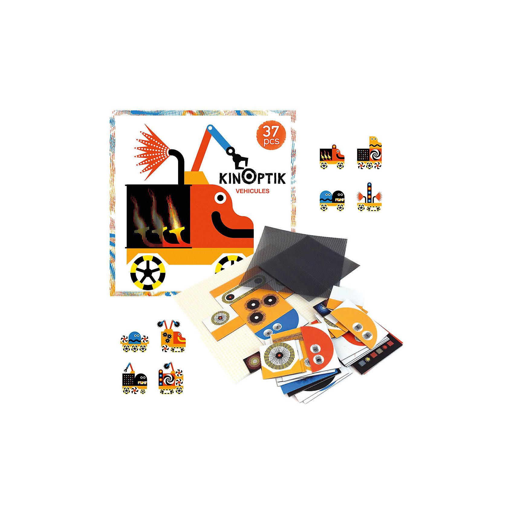 Пазл-аниматор Колеса, DJECOРазвивающие игры<br>Пазл-аниматор Колеса, DJECO (Джеко).<br><br>Характеристика:<br><br>• Материал: картон, магнит, пластик.   <br>• Размер упаковки: 26,5 х 26,5 х 5 см.<br>• Размер картинки: 25 х 25 см.<br>• Комплектация: магнитный лист-основа, 2 оптик-листа, 37 частей пазла, инструкция с примерами.<br>• Отдельные детали пазла двигаются. <br>• Развивает моторику рук, внимание и фантазию.<br>• Оригинальный красочный дизайн.<br>• Рекомендован для детей от 5 лет. <br><br>Пазлы-аниматоры Киноптик от французского бренда Джеко приведут в восторг любого ребенка! С этим чудесным набором дети смогут создать оригинальные машинки, а затем наблюдать, как они двигаются! Нужно лишь собрать из деталей картинку, приложить к ней специальный прозрачный лист и провести по нему рукой: забавные машины оживут!  <br>Все детали набора выполнены из высококачественных нетоксичных материалов абсолютно безопасных для детей. Игра с пазлом - увлекательное и полезное занятие, развивающее моторику рук, внимание, фантазию и умение работать по инструкции. <br><br>Пазл-аниматор Колеса, DJECO (Джеко), можно купить в нашем интернет-магазине.<br><br>Ширина мм: 265<br>Глубина мм: 265<br>Высота мм: 50<br>Вес г: 800<br>Возраст от месяцев: 60<br>Возраст до месяцев: 2147483647<br>Пол: Унисекс<br>Возраст: Детский<br>SKU: 5218936