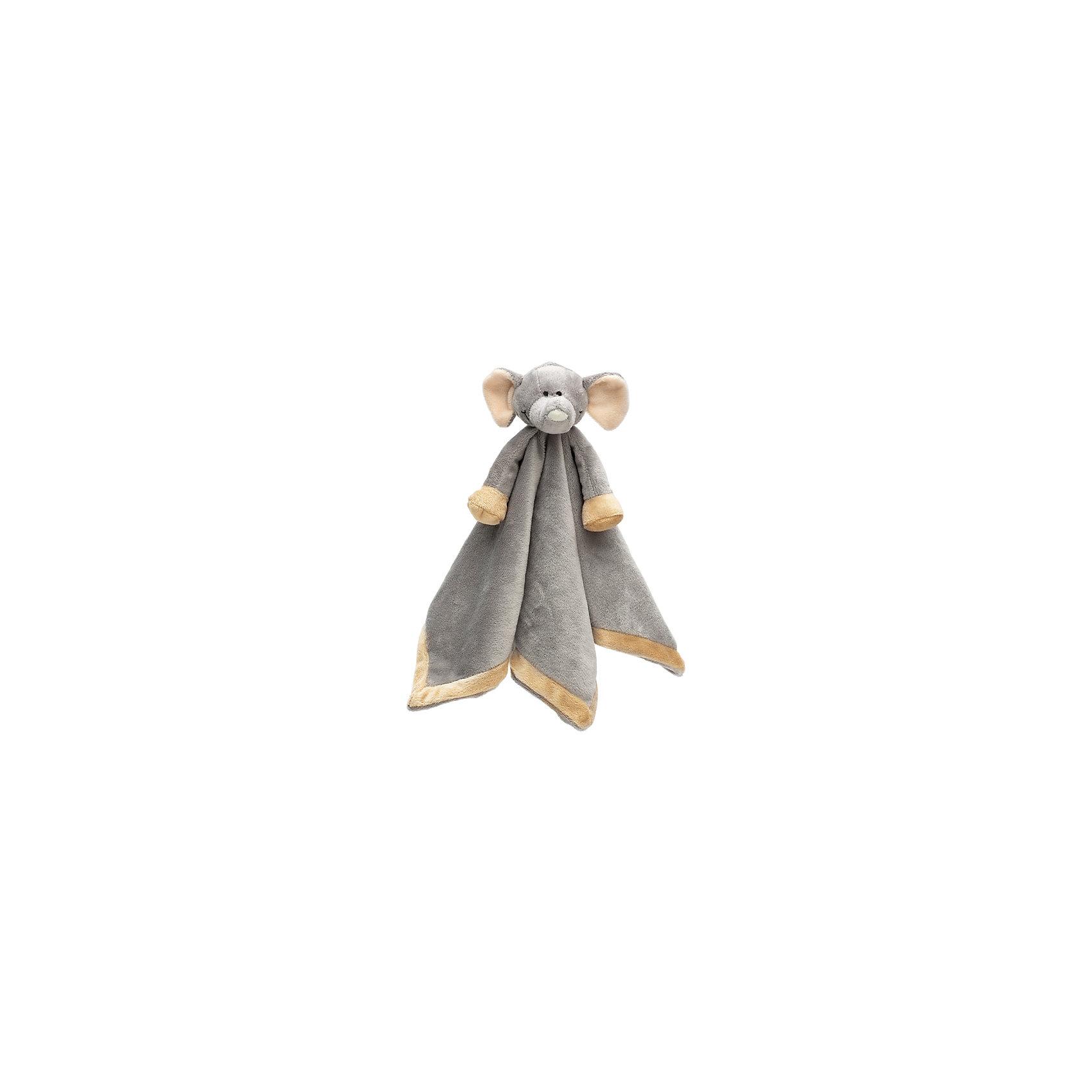 игрушка-салфетка Слон, ДинглисарИгрушки-платочки<br>Характеристики мягкой игрушки Teddykompaniet: <br><br>• размер салфетки: 35х35 см;<br>• материал: 100% хлопок (безворсовый велюр);<br>• серия: Динглисар.<br><br>Мягкая велюровая салфетка для малышей декорирована объемной мордочкой слоника, которая находится в центре салфетки. Малыш теребит салфетку в ручках, прикосновения к мягкому велюровому материалу развивают тактильное восприятие крохи. Салфетка хорошо впитывает влагу, ее можно использовать на этапе прорезывания зубок, когда у малыша обильное слюноотделение. <br><br>В процессе игры развивается мелкая моторика пальчиков, цветовосприятие, тактильное восприятие. <br><br>Игрушку-салфетку Слон, Динглисар можно купить в нашем интернет-магазине.<br><br>Ширина мм: 100<br>Глубина мм: 50<br>Высота мм: 100<br>Вес г: 100<br>Возраст от месяцев: 0<br>Возраст до месяцев: 12<br>Пол: Унисекс<br>Возраст: Детский<br>SKU: 5219518